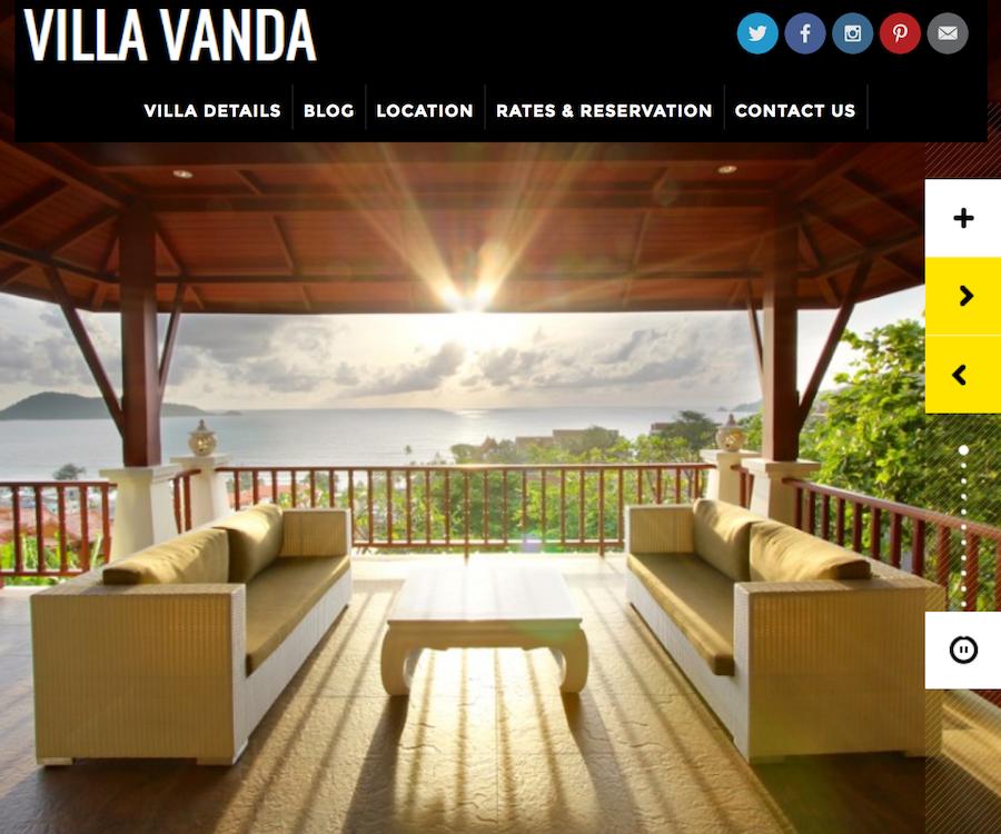Villa Vanda Phuket